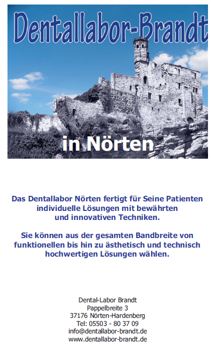 Dentallabor in Nörten